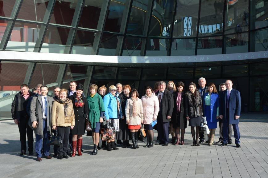 Делегация из ДонОГА перенимала опыт польских коллег, фото-2
