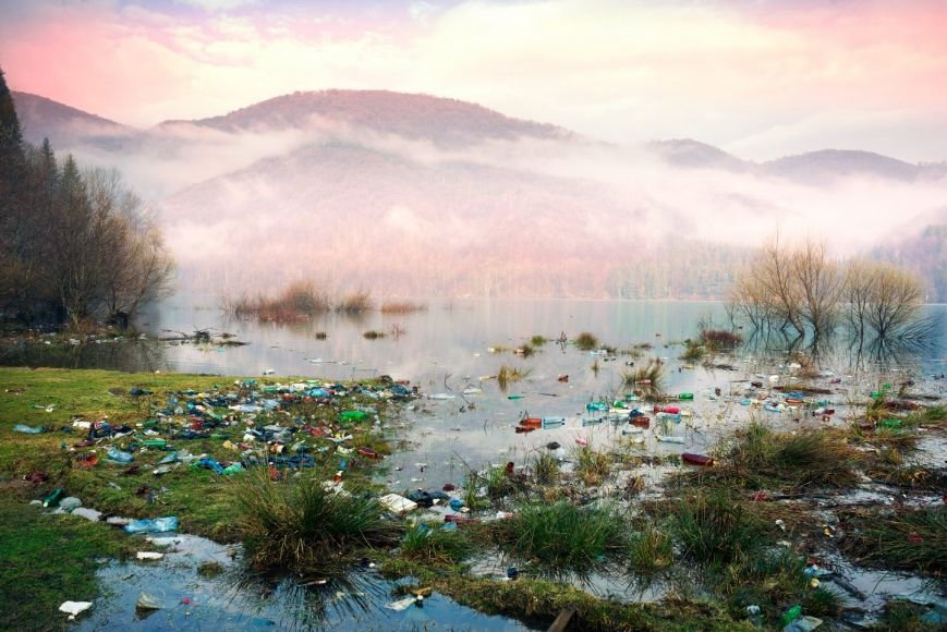 Краса і сміття: у соцмережі фотограф опублікував фото Закарпаття, яке завалене відходами, фото-4
