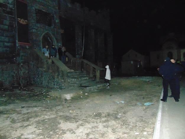 Вечеринка в киевском ресторане закончилась поножовщиной (ФОТО), фото-4