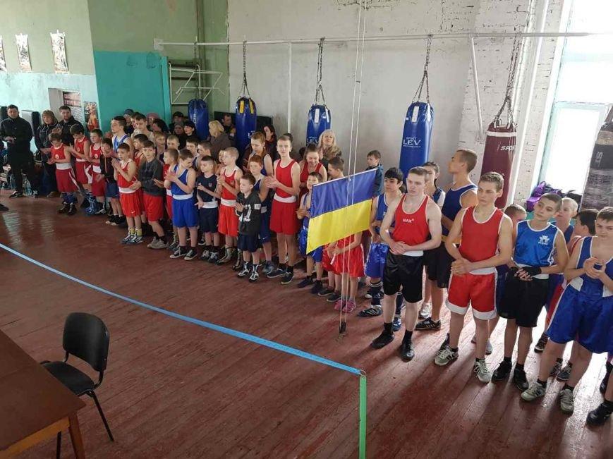Покровські боксери підтримали мар'їнських спортсменів та прийняли участь у змаганнях, фото-1