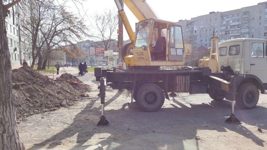 Новомосковск тепло 4