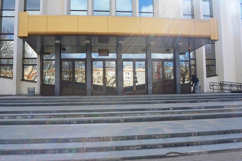Первая ярмарка вакансий прошла в Новополоцке. ФОТОФАКТ, фото-1