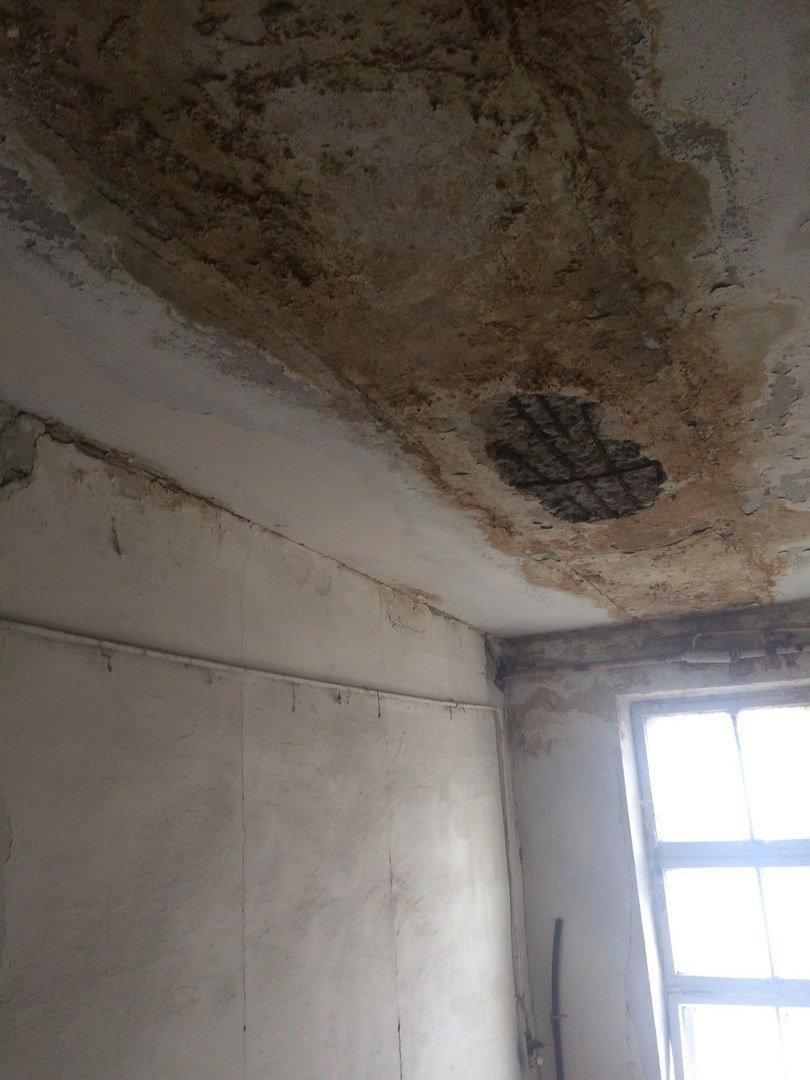 В Каменском подрядчика обязали переделать крышу, фото-1