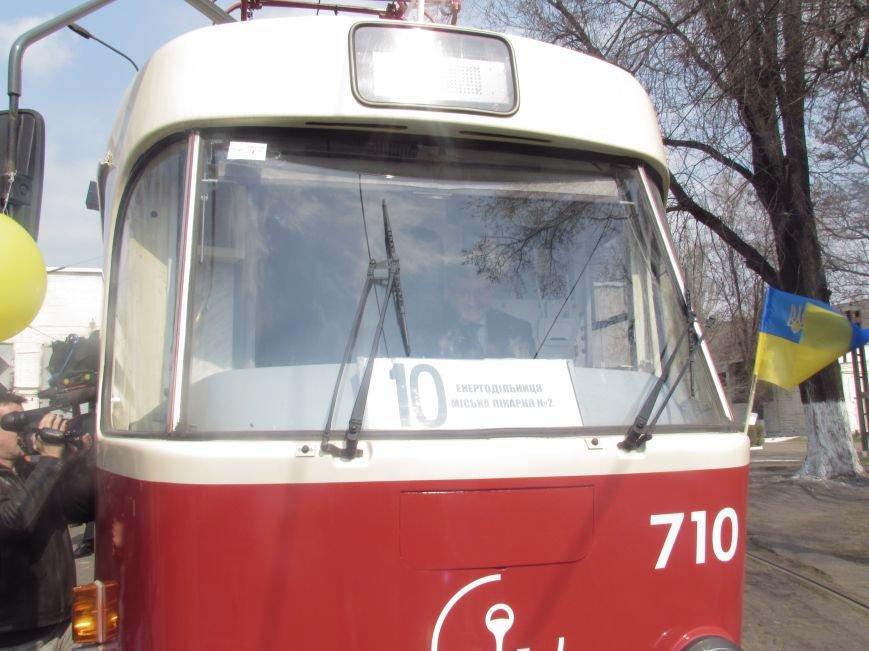 Дождались! Пражские трамваи вышли на маршруты в Мариуполе (ФОТО+ВИДЕО), фото-11