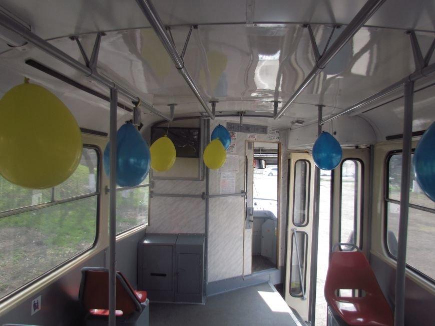 Дождались! Пражские трамваи вышли на маршруты в Мариуполе (ФОТО+ВИДЕО), фото-5