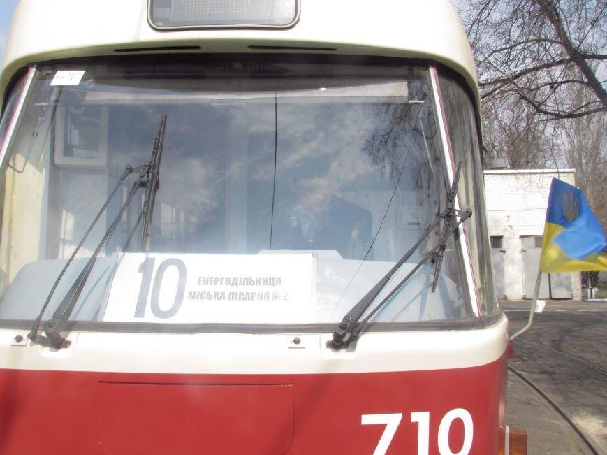 Дождались! Пражские трамваи вышли на маршруты в Мариуполе (ФОТО+ВИДЕО), фото-4