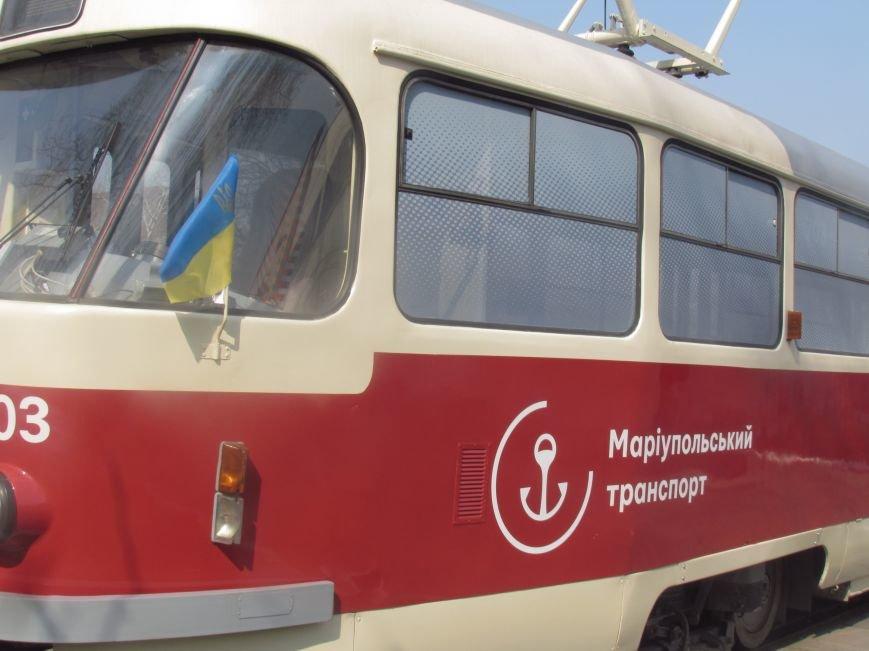 Дождались! Пражские трамваи вышли на маршруты в Мариуполе (ФОТО+ВИДЕО), фото-10