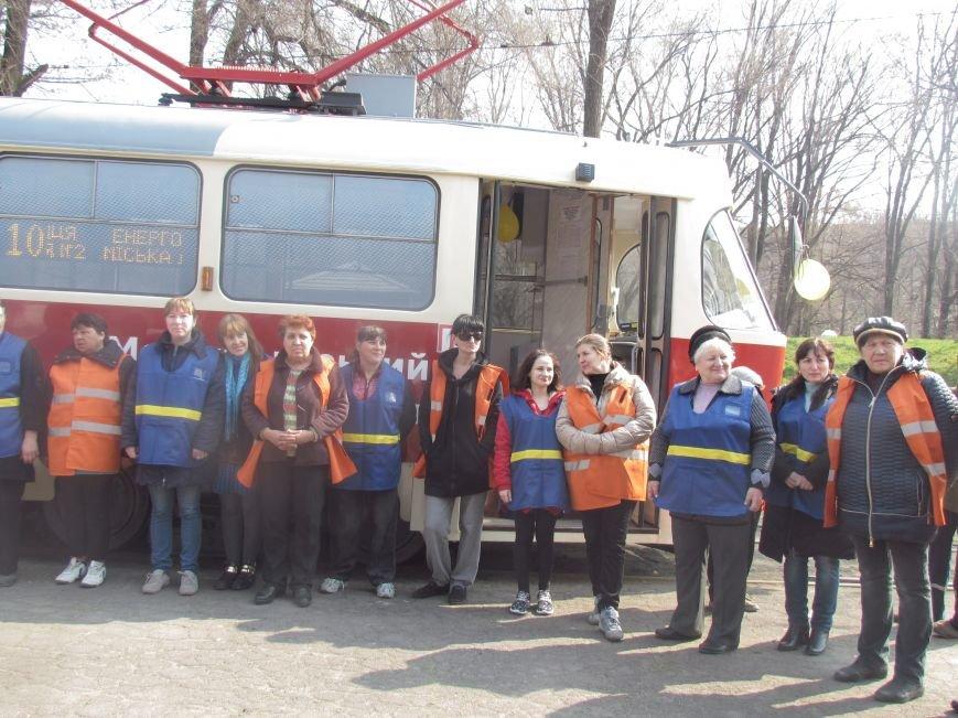 Дождались! Пражские трамваи вышли на маршруты в Мариуполе (ФОТО+ВИДЕО), фото-8