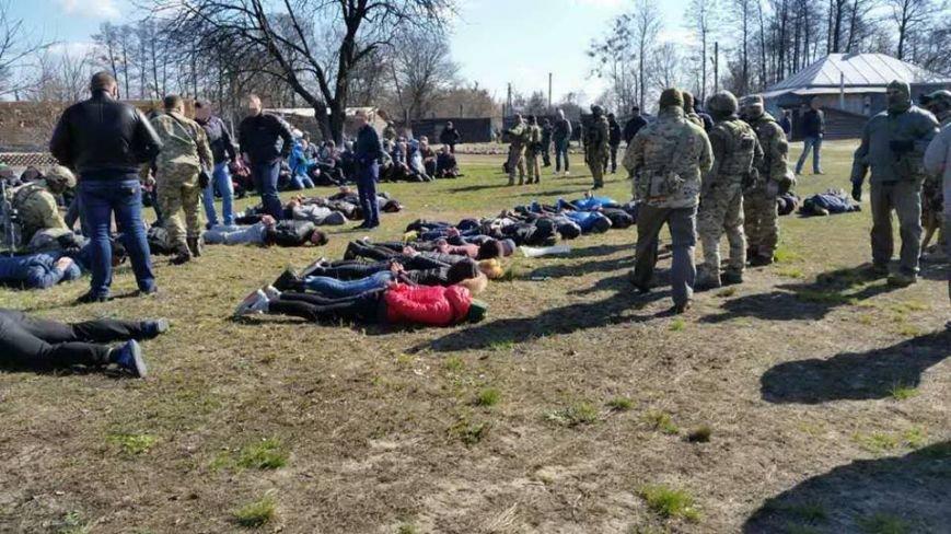 В Черниговской области СБУ разоблачила реабилитационный центр, где наркозависимых пытали и использовали как рабсилу, фото-2