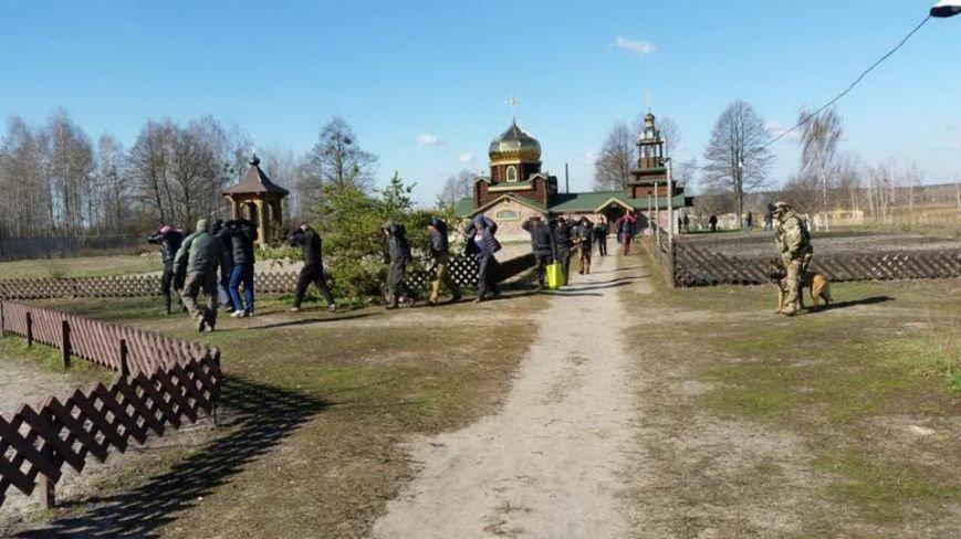 В Черниговской области СБУ разоблачила реабилитационный центр, где наркозависимых пытали и использовали как рабсилу, фото-1
