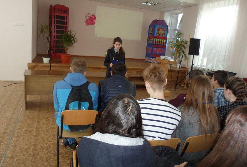 Полицейские Покровска напомнили детям правила безопасности, фото-1