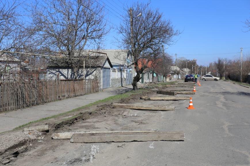 В Кременчуге начался ремонт одной из важнейших автомагистралей города (ВИДЕО), фото-2
