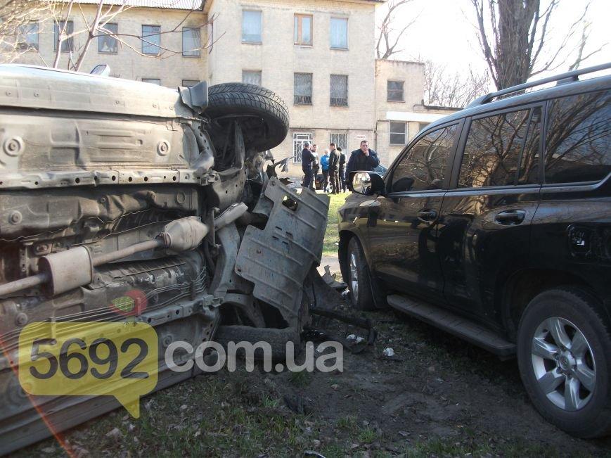 В Каменском на улице Южной произошло ДТП с пострадавшим, фото-5