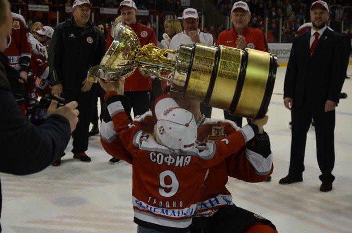 """Хоккейный """"Неман"""" обыграл """"Юность"""" и стал шестикратным чемпионом Беларуси!, фото-40"""