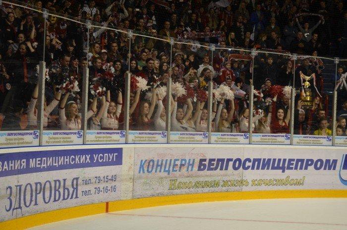 """Хоккейный """"Неман"""" обыграл """"Юность"""" и стал шестикратным чемпионом Беларуси!, фото-35"""