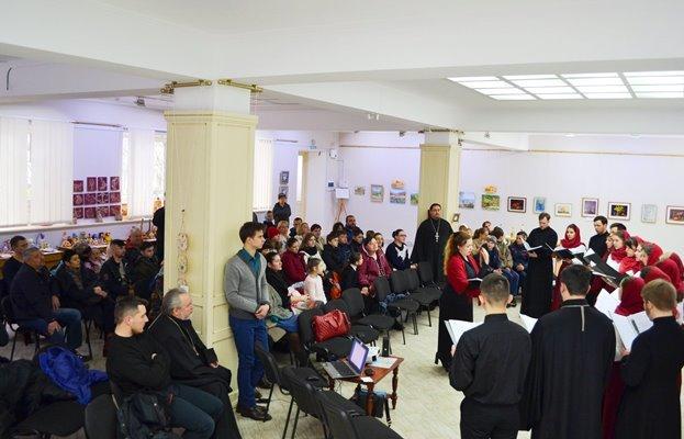 В Черноморске говорили о Гоголе и «духовной лестнице», фото-6