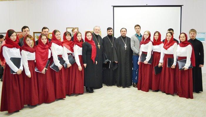 В Черноморске говорили о Гоголе и «духовной лестнице», фото-1