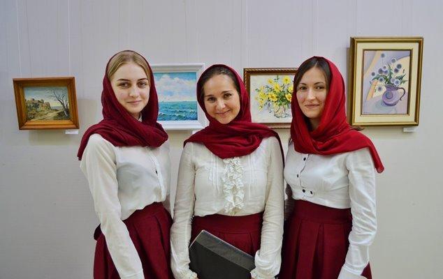В Черноморске говорили о Гоголе и «духовной лестнице», фото-3