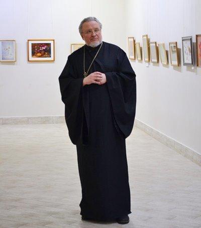 В Черноморске говорили о Гоголе и «духовной лестнице», фото-2