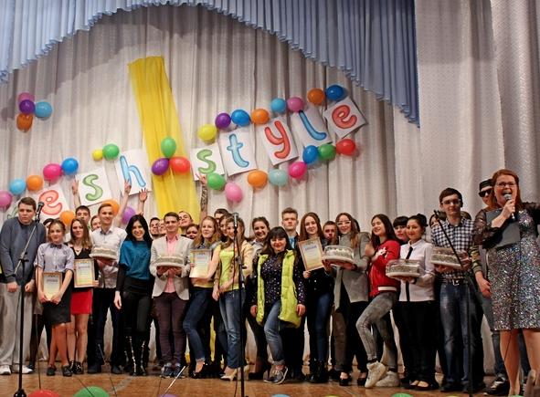 В Бахмуте прошел фестиваль юмора «Весна, любовь@выхода.net», фото-8