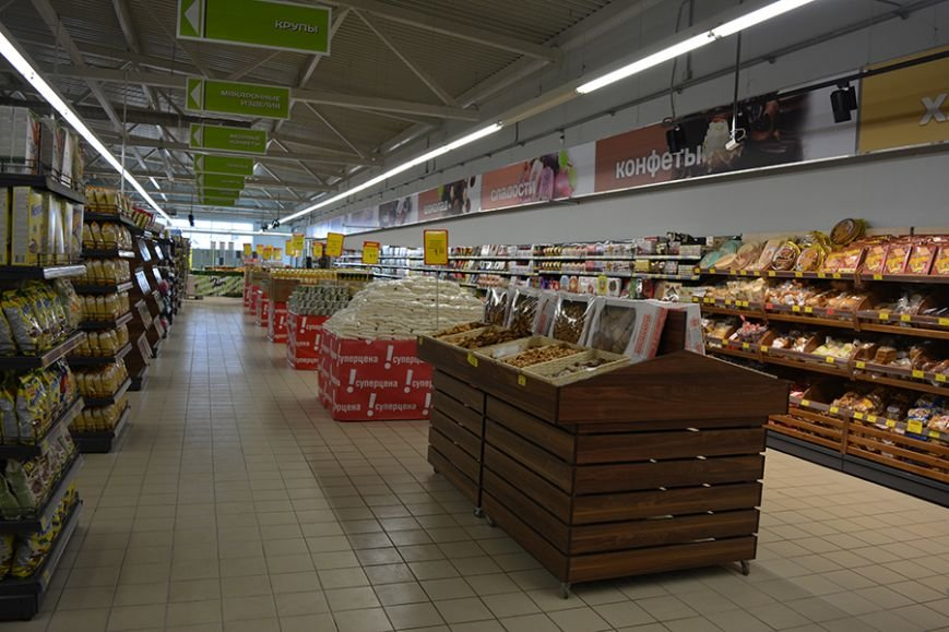 В Полоцке открылся новый магазин «Домашний». Для работников «Нафтана» и «Стекловолокно» скидки, фото-13