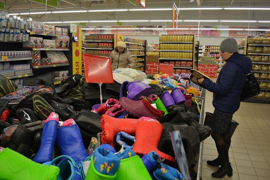 В Полоцке открылся новый магазин «Домашний». Для работников «Нафтана» и «Стекловолокно» скидки, фото-8