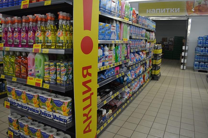 В Полоцке открылся новый магазин «Домашний». Для работников «Нафтана» и «Стекловолокно» скидки, фото-12