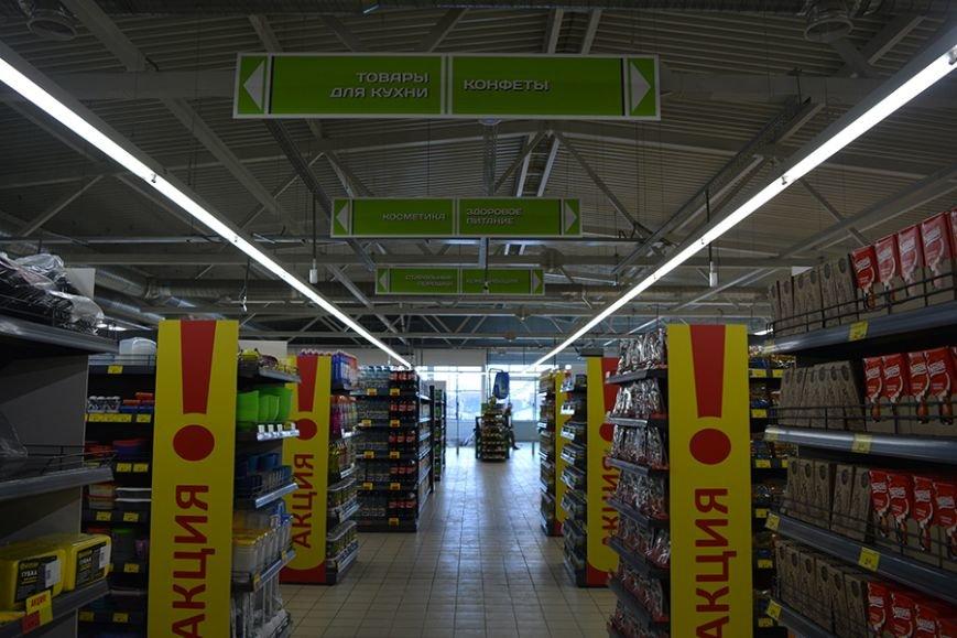 В Полоцке открылся новый магазин «Домашний». Для работников «Нафтана» и «Стекловолокно» скидки, фото-9