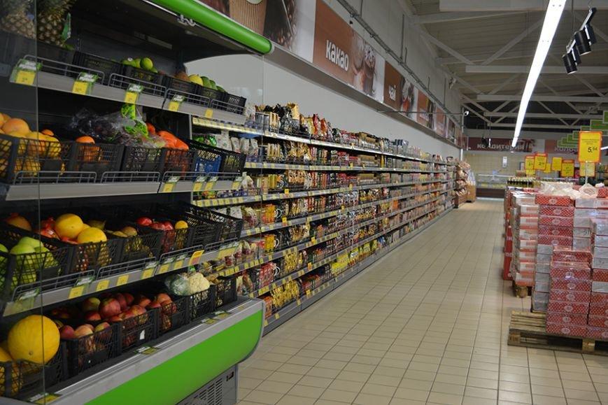 В Полоцке открылся новый магазин «Домашний». Для работников «Нафтана» и «Стекловолокно» скидки, фото-1