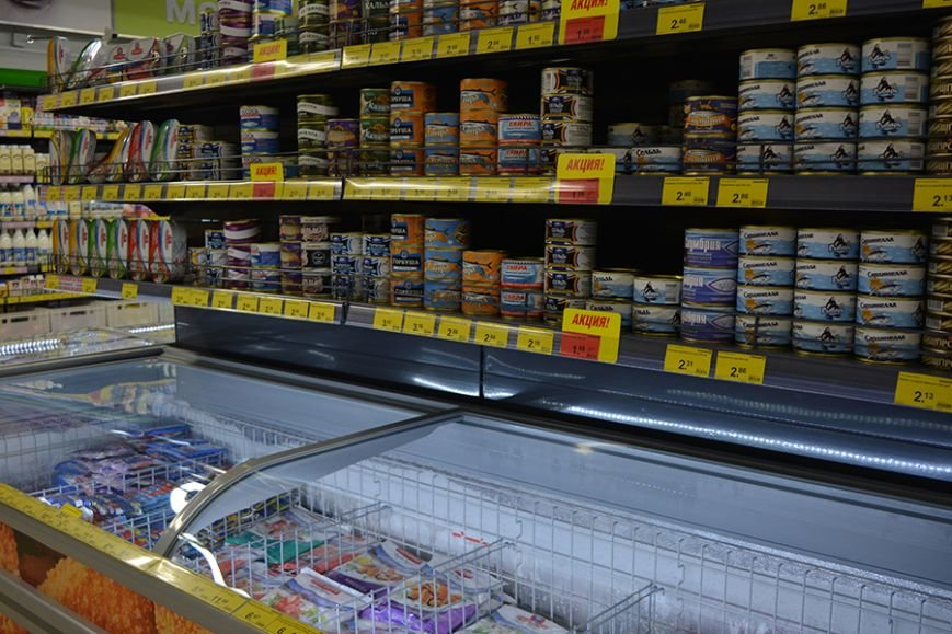 В Полоцке открылся новый магазин «Домашний». Для работников «Нафтана» и «Стекловолокно» скидки, фото-4