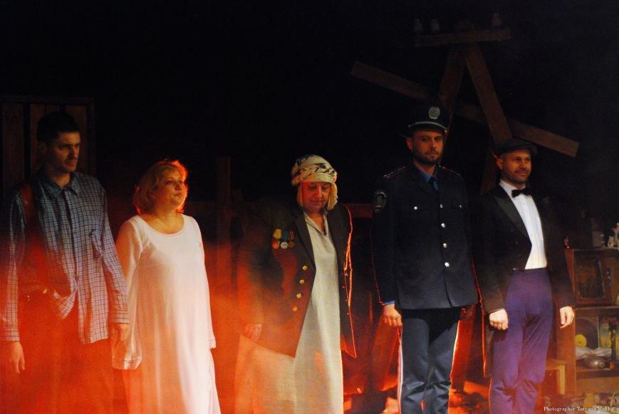 Херсонцев приглашают на театральную премьеру (фото, видео), фото-4