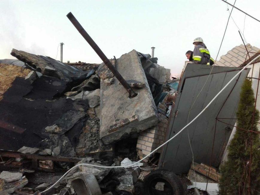 В Киеве на Троещине произошел взрыв (ФОТО), фото-1