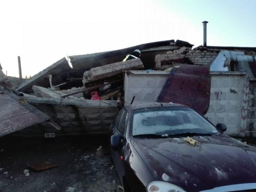 В Киеве на Троещине произошел взрыв (ФОТО), фото-2
