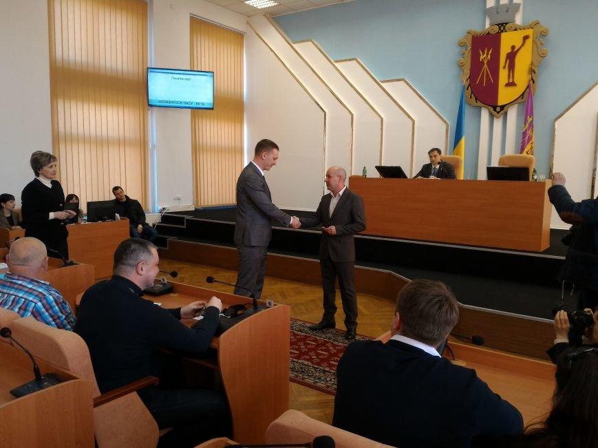 В горсовете Каменского появился новый депутат, фото-1