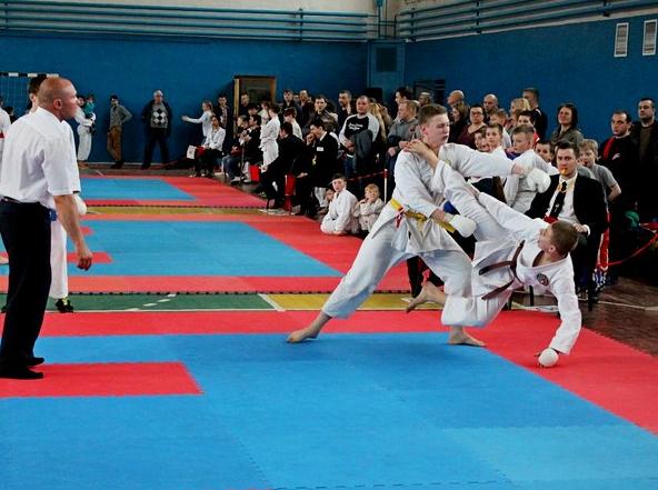 Бахмутчане заняли первое общекомандное место в Чемпионате области по каратэ JKS, фото-3