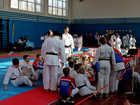 Бахмутчане заняли первое общекомандное место в Чемпионате области по каратэ JKS, фото-5