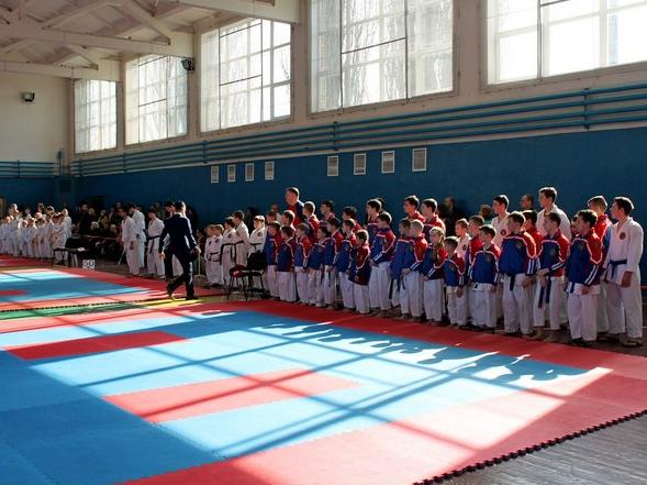 Бахмутчане заняли первое общекомандное место в Чемпионате области по каратэ JKS, фото-4