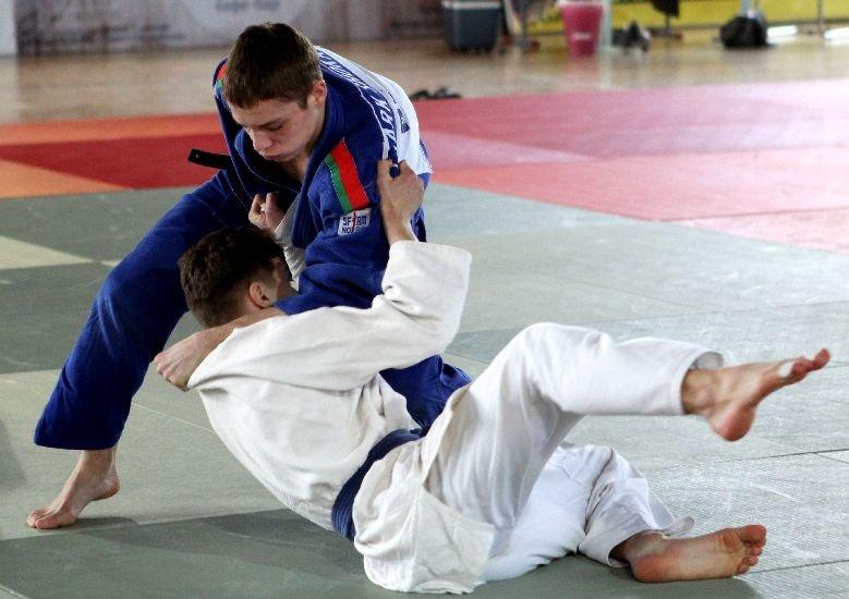 Дзюдоистов из Полоцка и Новополоцка отобрали в национальную сборную для участия в Балтийских играх, фото-9