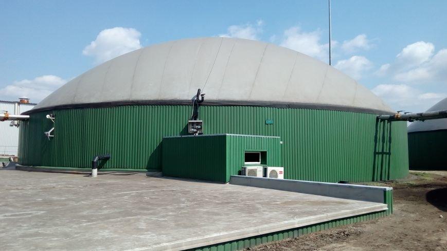 Как В Днепропетровской области из отходов птицефабрики производят теплоэнергию, фото-1