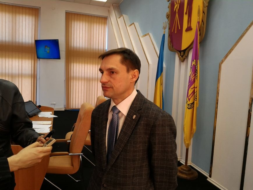 Каменские депутаты спорили о зеленых зонах, фото-4