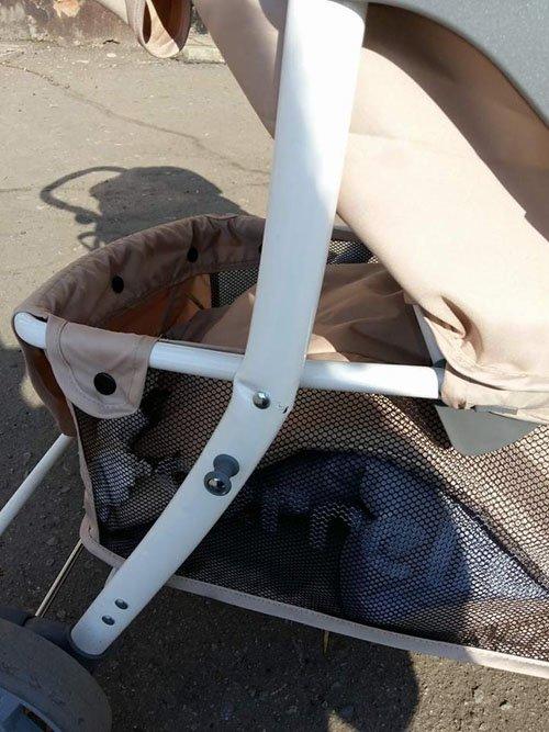 В Краматорске дерево рухнуло на коляску с ребенком, фото-2