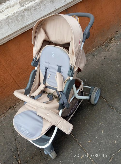 В Краматорске дерево рухнуло на коляску с ребенком, фото-3