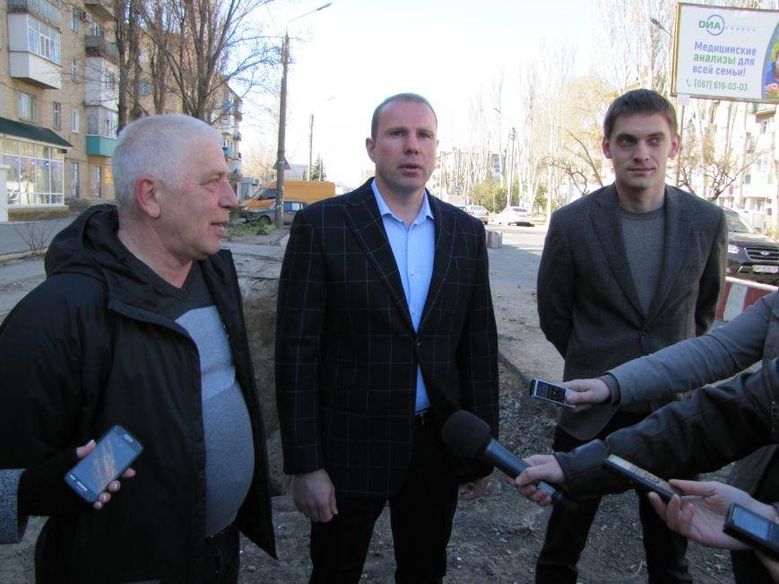 Получит ли Мелитополь деньги на ремонты коллекторов зависит от депутатов горсовета, фото-1