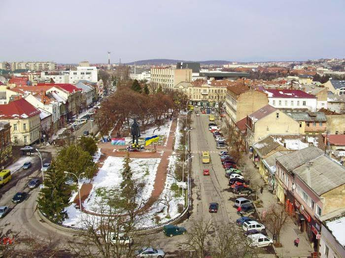На Петефі буде нова дорога і супермаркет: угорці виділяють на реконструкцію площі 120 мільйонів гривень (ПРОЕКТ), фото-1