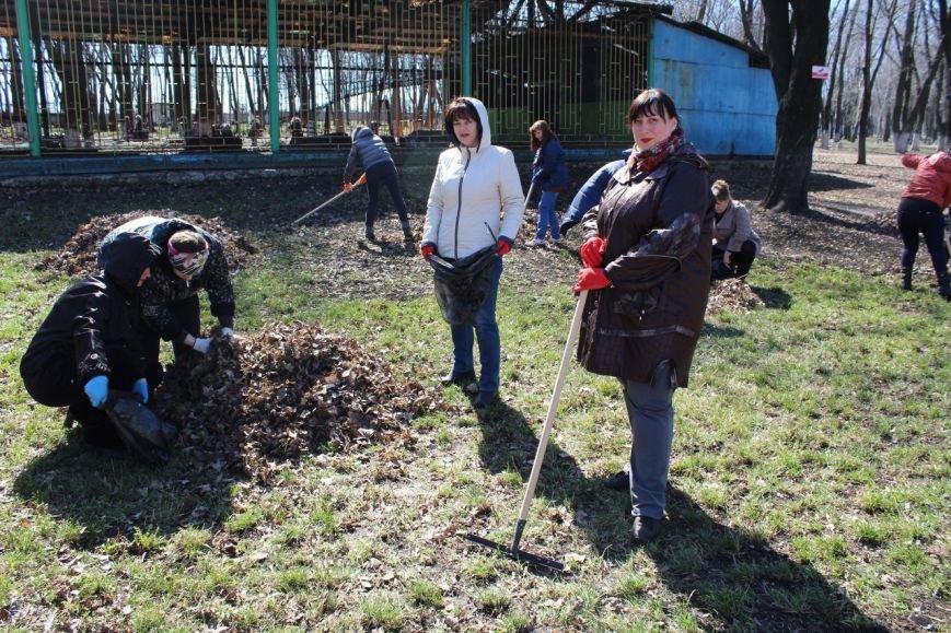 Мэр Покровска проанонсировал в соцсети официальное открытие общегородских субботников, фото-1