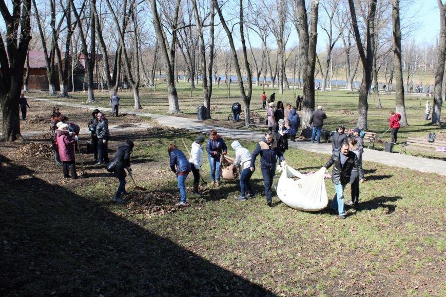 Мэр Покровска проанонсировал в соцсети официальное открытие общегородских субботников, фото-4