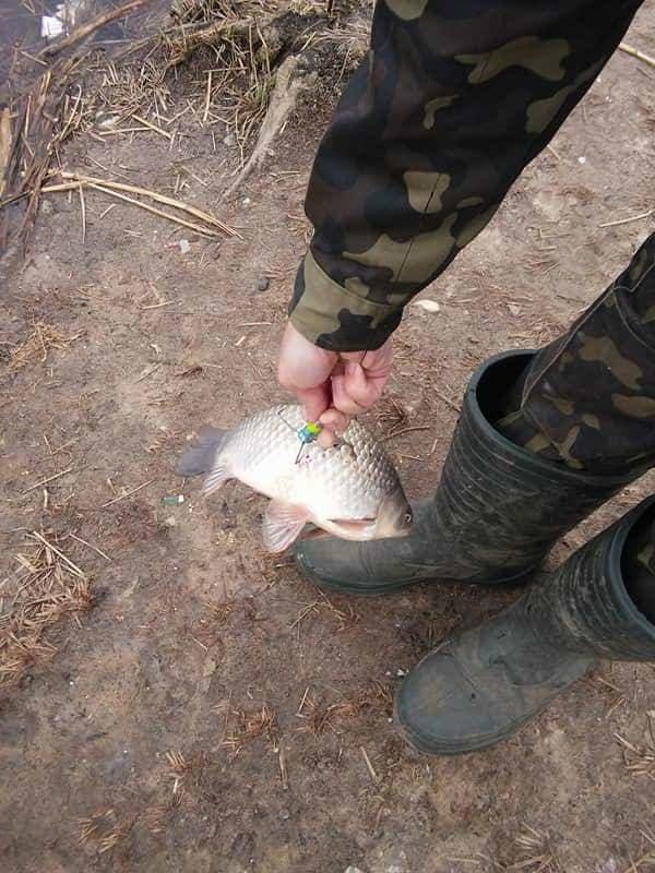 Общественники города провели беседу с рыбаками Каменского, фото-3