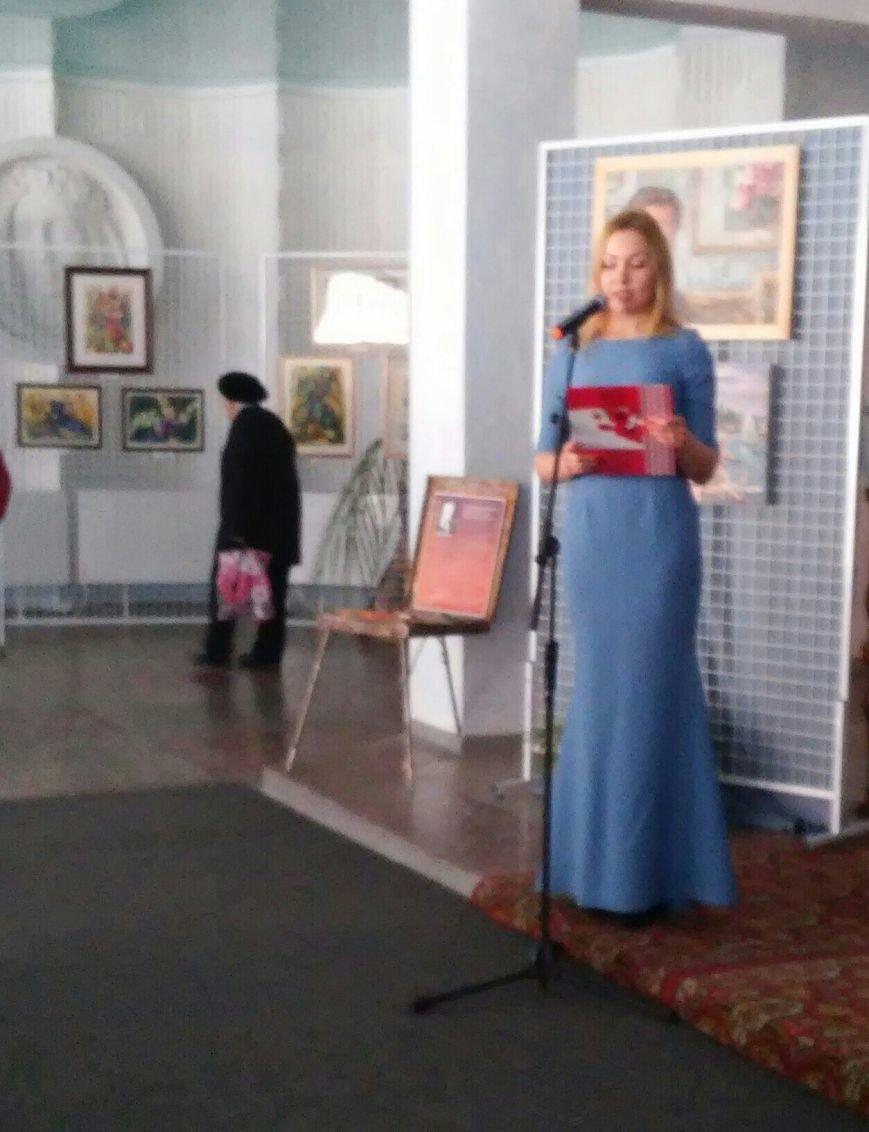 Выставка в Никополе «Никополь как судьба», фото-1