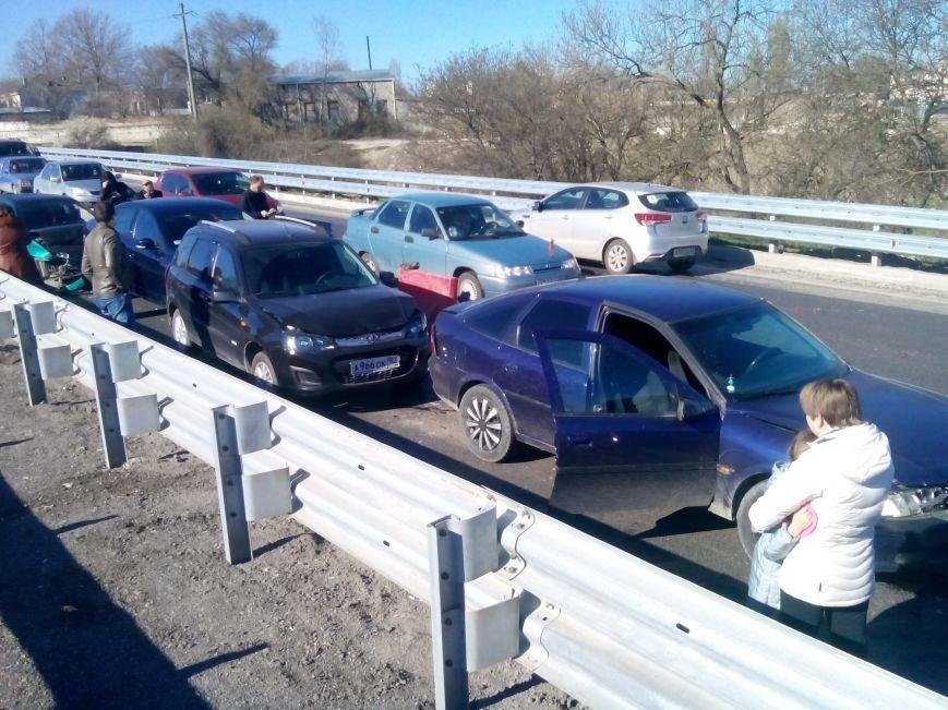 Невеселый День смеха: апрель в Симферополе начался с аварий (ФОТО), фото-3