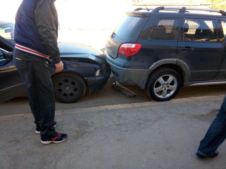 Невеселый День смеха: апрель в Симферополе начался с аварий (ФОТО), фото-1
